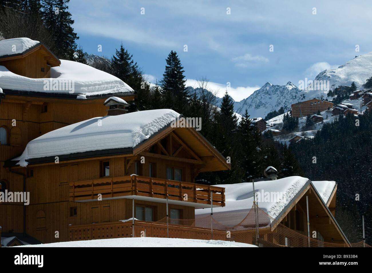 Les Trois Vallées Skiing France Journeys