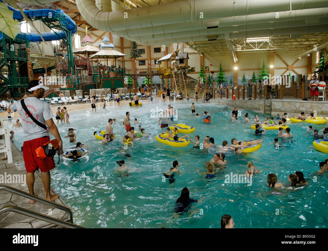 Indoor Water Parks In Pennsylvania 21
