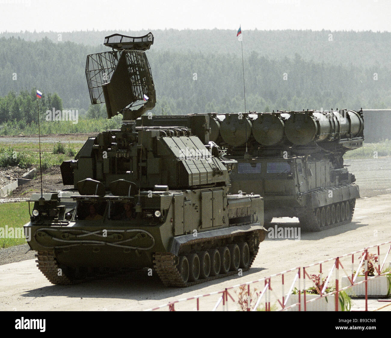 S 300 missile systems vs patriot - Radar Unit Of The S 300 Surface To Air Missile System At The Second Ural Arms