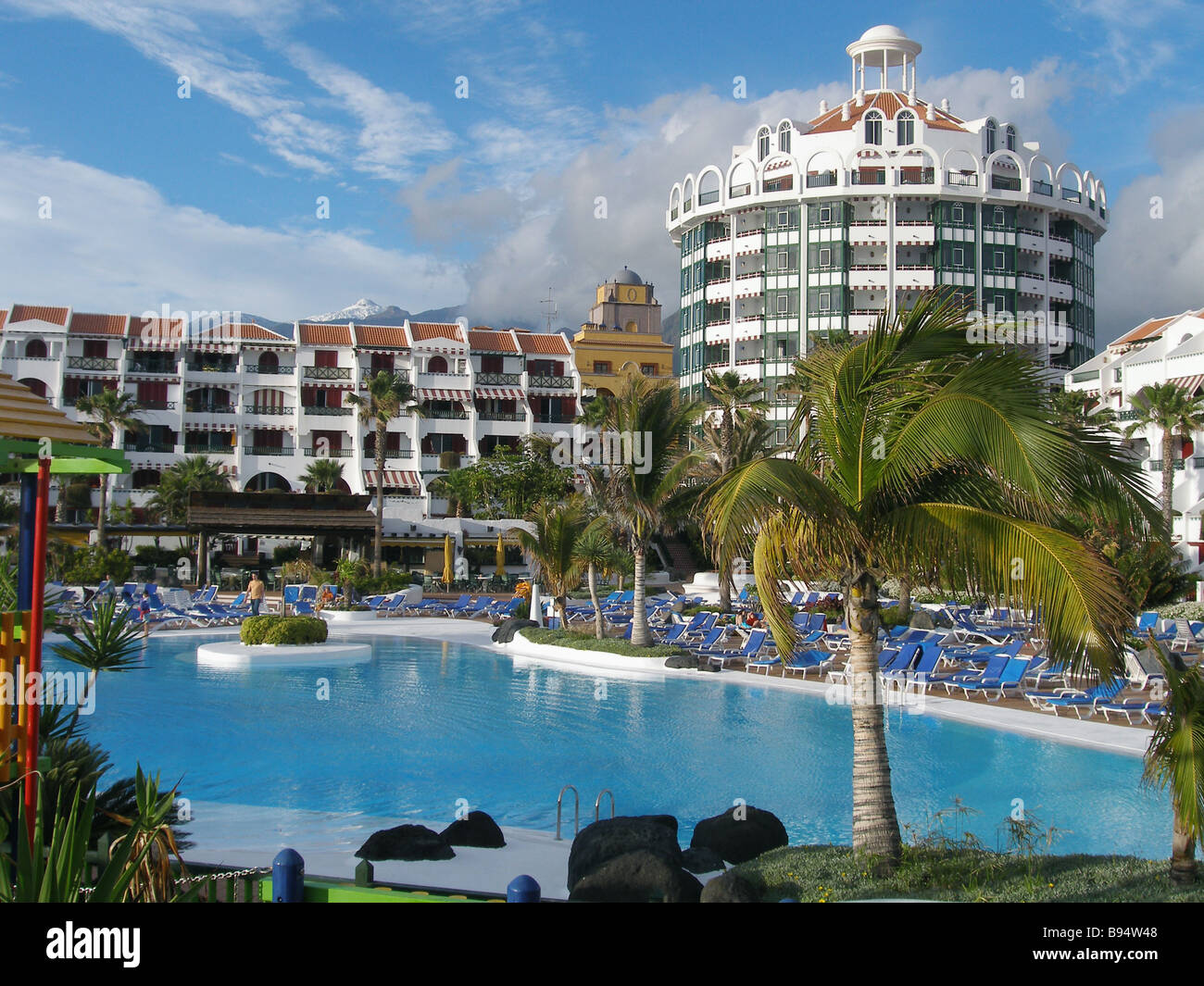 Hotel De Las Americas Tourist Paradise Playa De Las Americas In Tenerife Is A Seaside