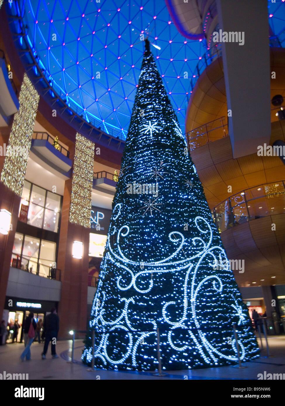 IRELAND North Belfast Victoria Square shopping Centre Christmas ...
