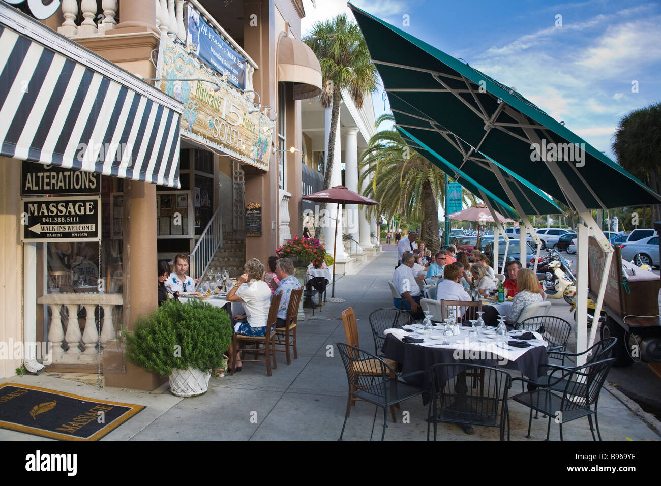 Restaurant St Armands Circle Sarasota