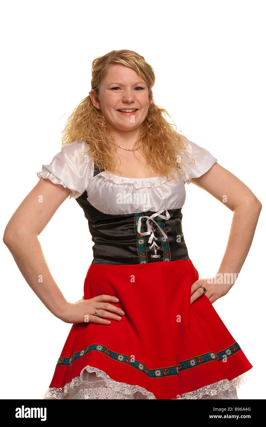 Фото типичной немецкой девушки