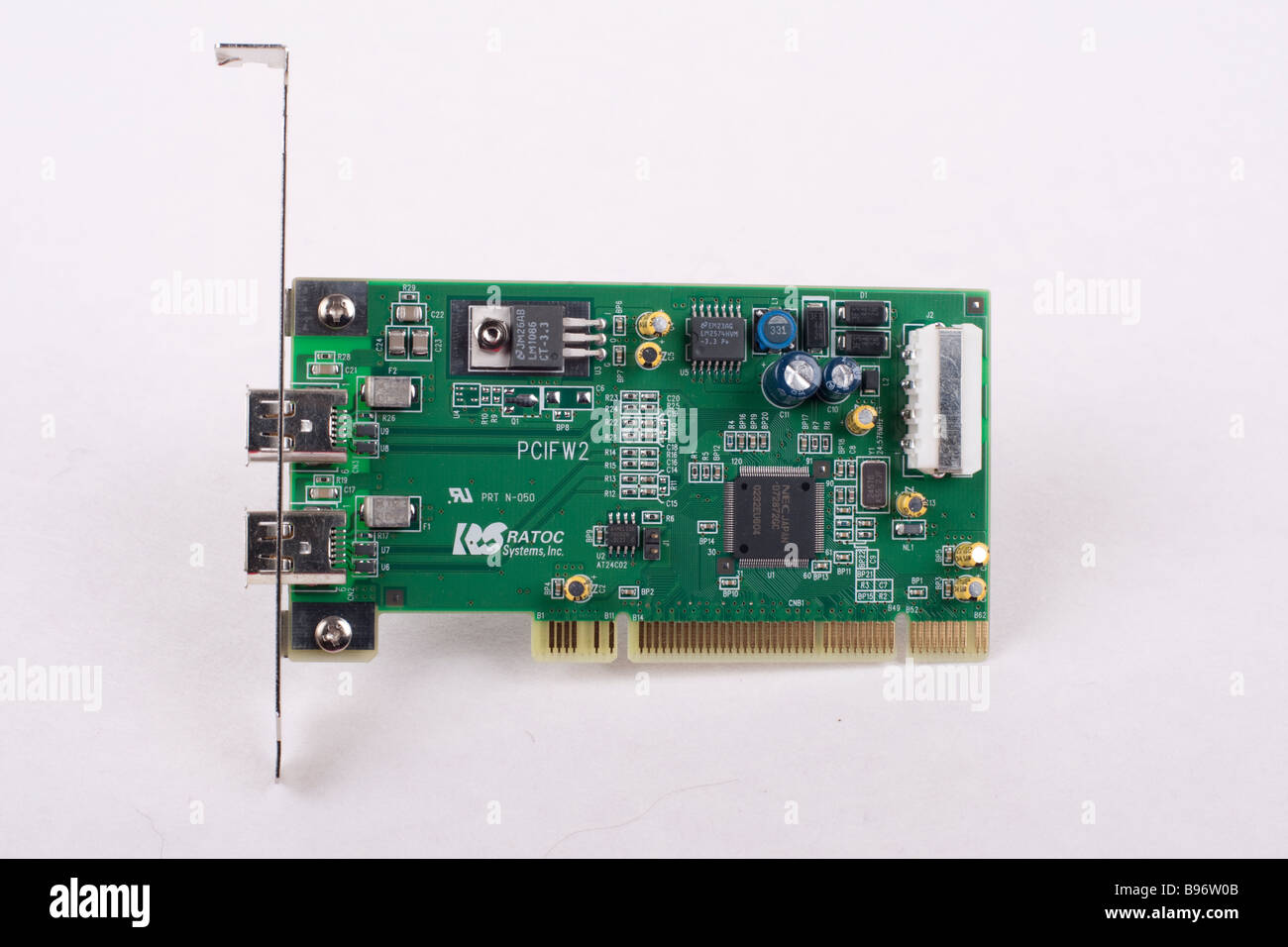 Firewire stock photos firewire stock images alamy ratoc two port firewire pci card for pc computer with box uk stock image buycottarizona