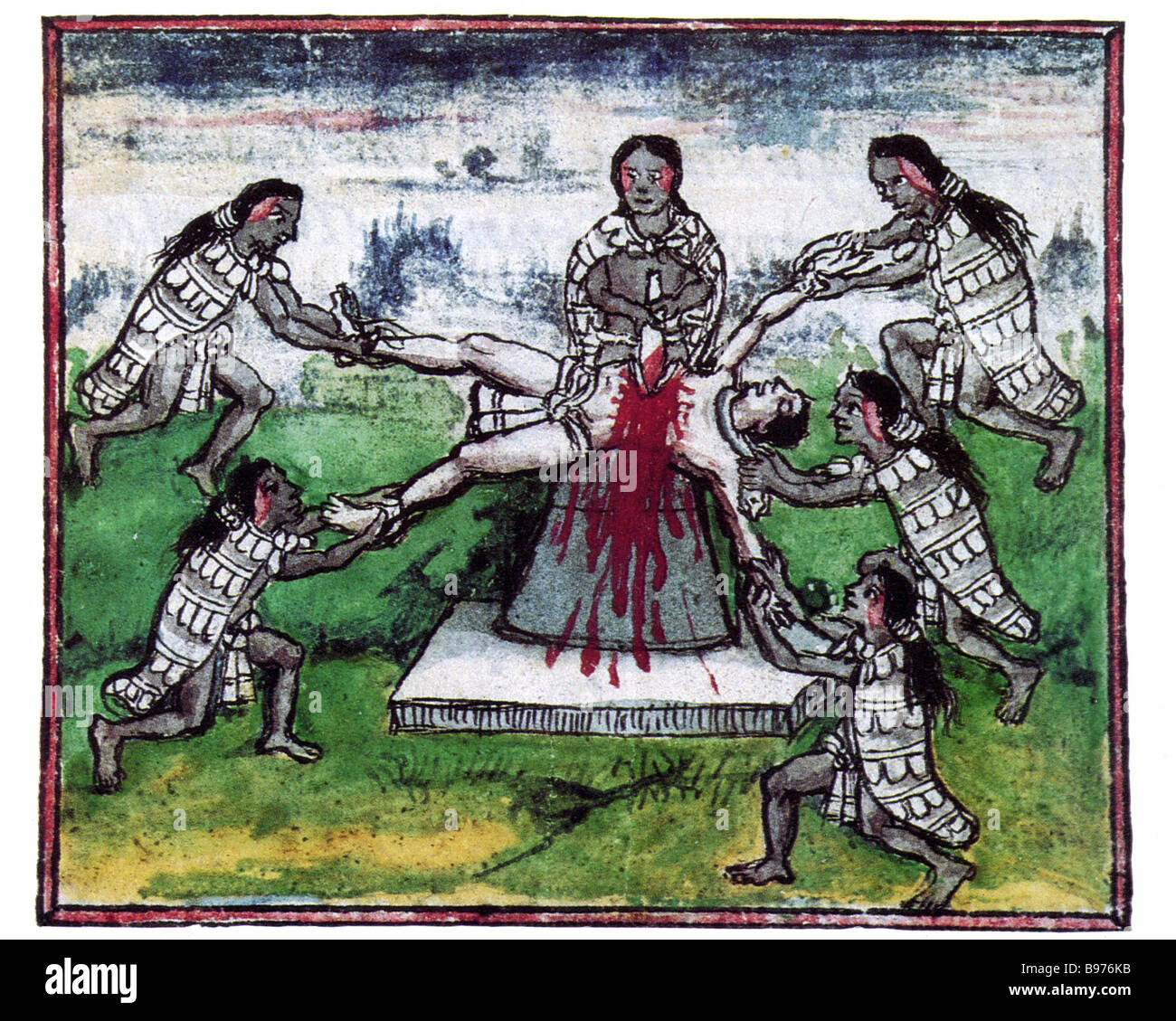 aztec human sacrifice Top 10 bizarre methods of human sacrifice human sacrifice is known to there were also several other types of sacrifices performed by the aztecs.