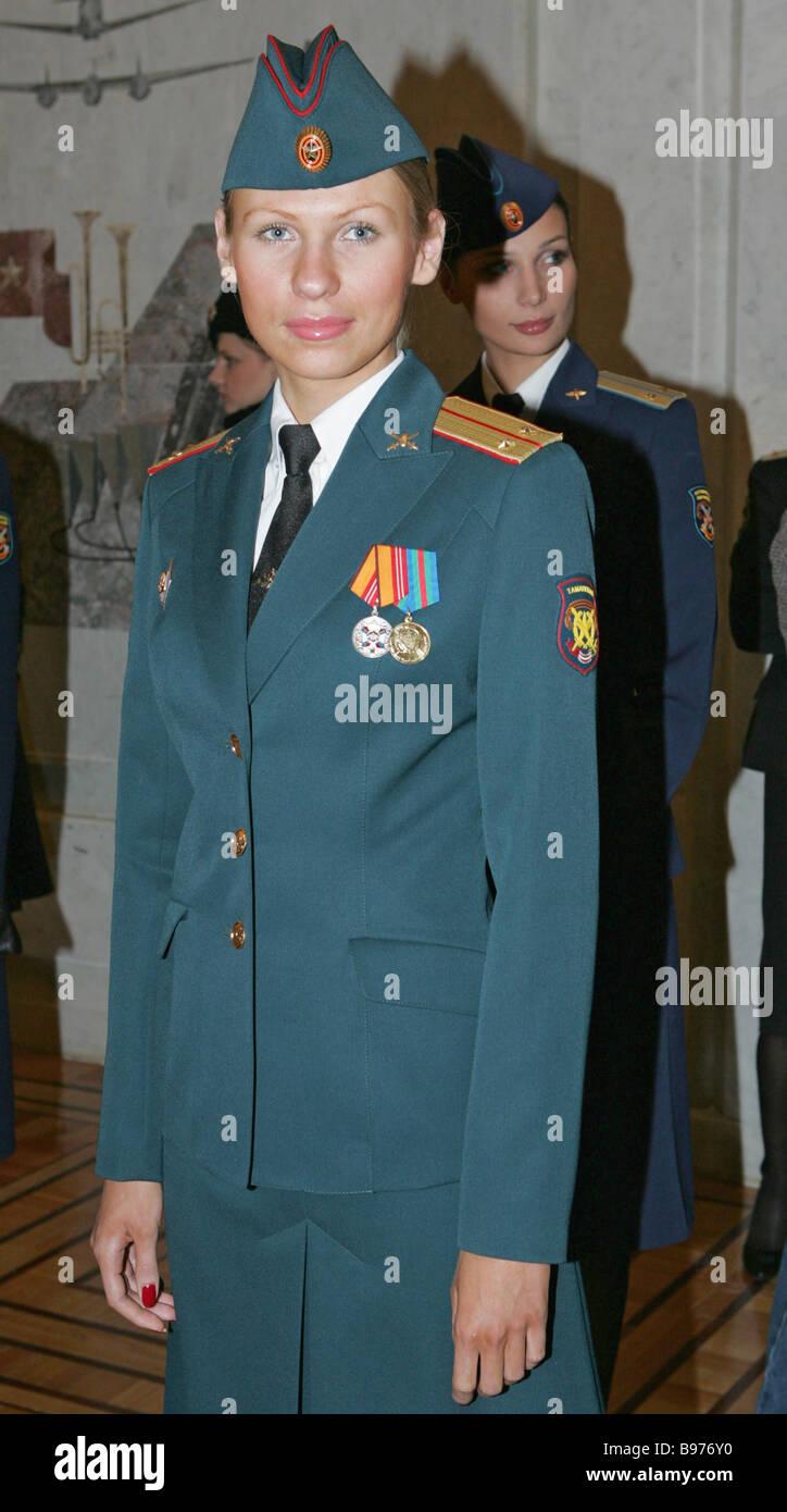 New Russian Uniform 42