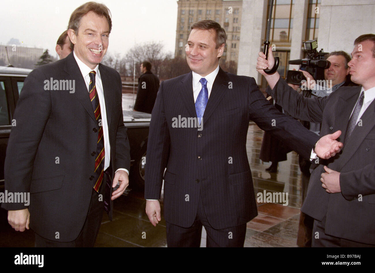 Formal russian greeting image collections greeting card examples russian prime minister mikhail kasyanov right greeting british russian prime minister mikhail kasyanov right greeting british kristyandbryce Images