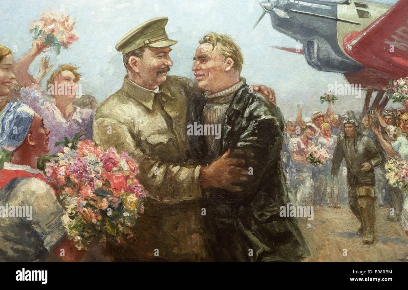 Related Keywords & Suggestions for stalin painting