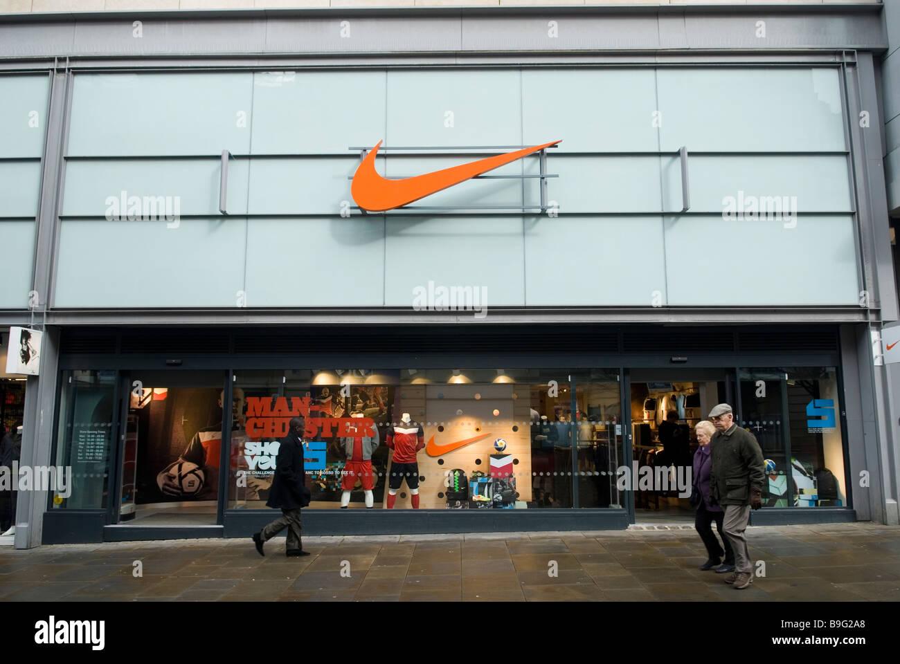 Nike Magasins Au Royaume-uni