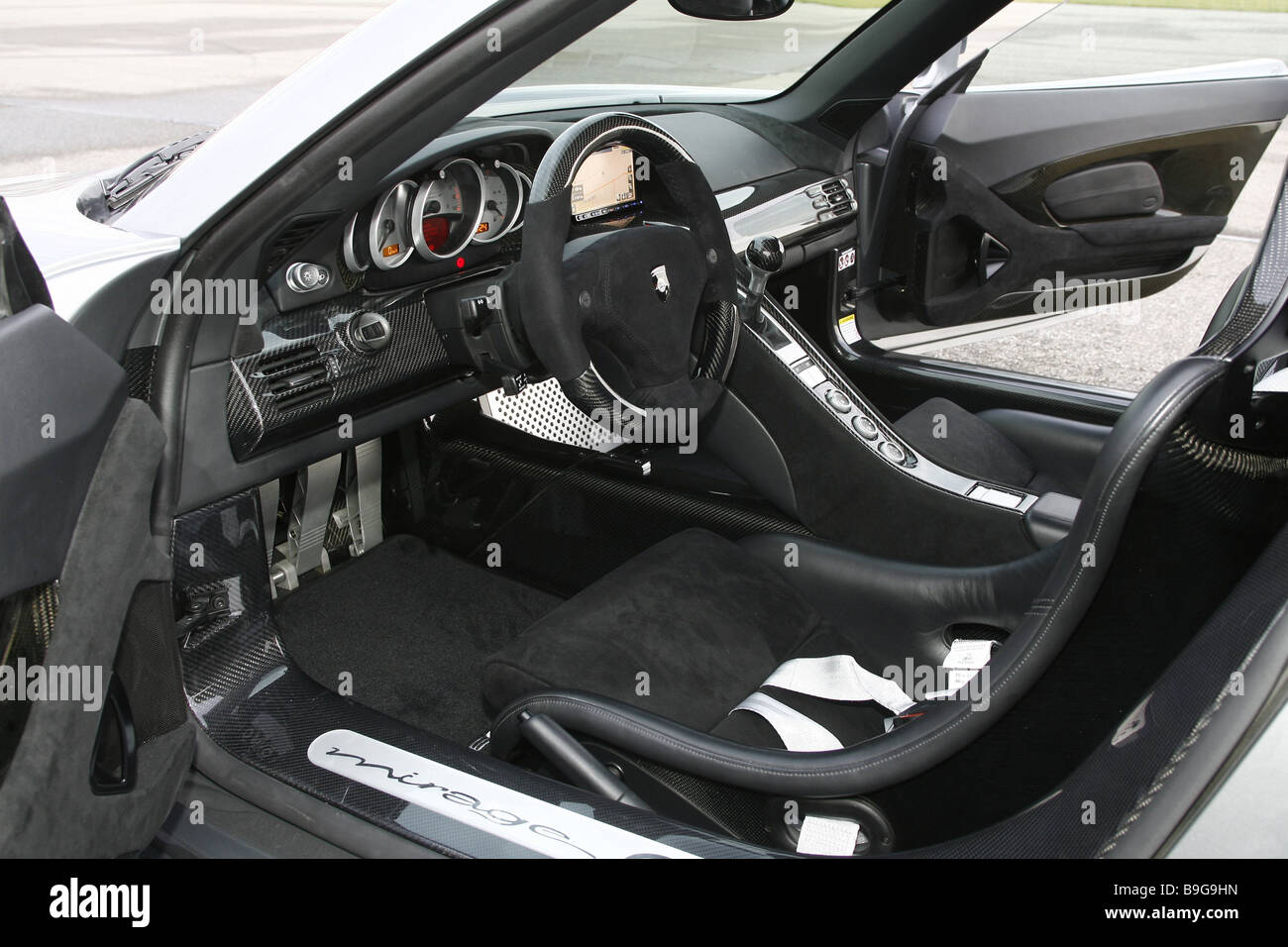 porsche gemballa mirage cockpit series vehicle car sport. Black Bedroom Furniture Sets. Home Design Ideas