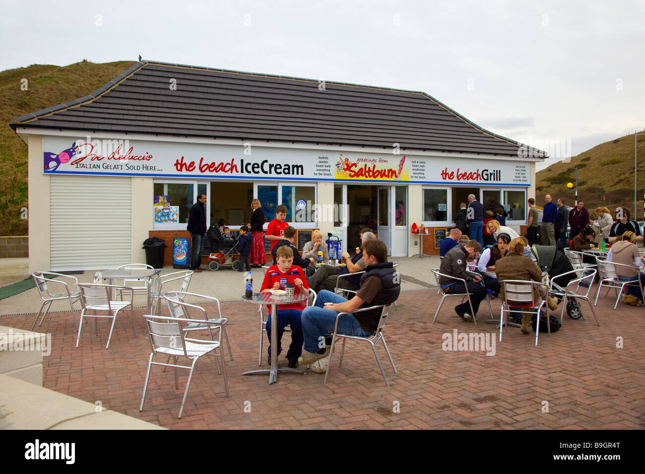 The Seafront Tea Room