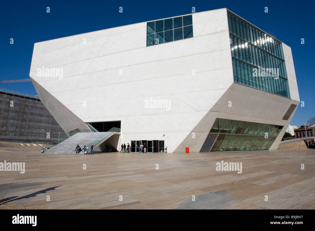 Casa da musica house of music opera house finished in for House music 2005