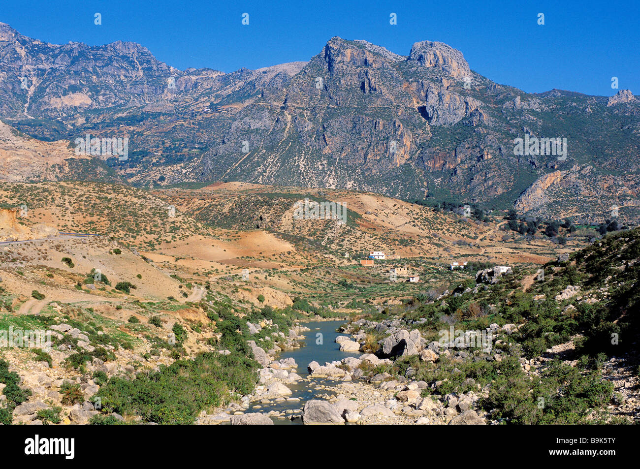 Morocco Landscape Mountains