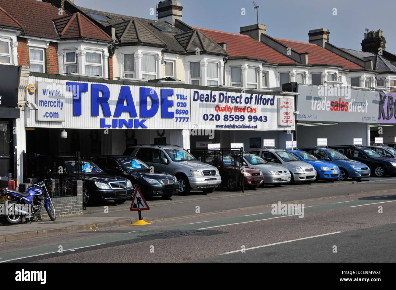 Seven Kings Ilford Greater London secondhand used cars with ...