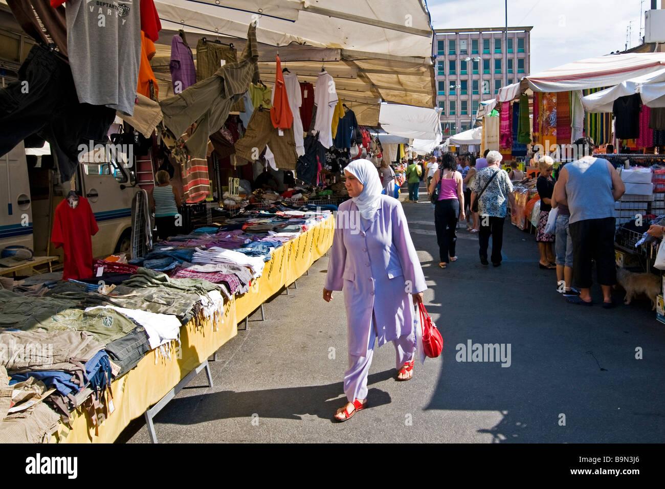 Market friday sassuolo modena italy stock photo royalty free image 23206126 alamy - Sassuolo italia ...