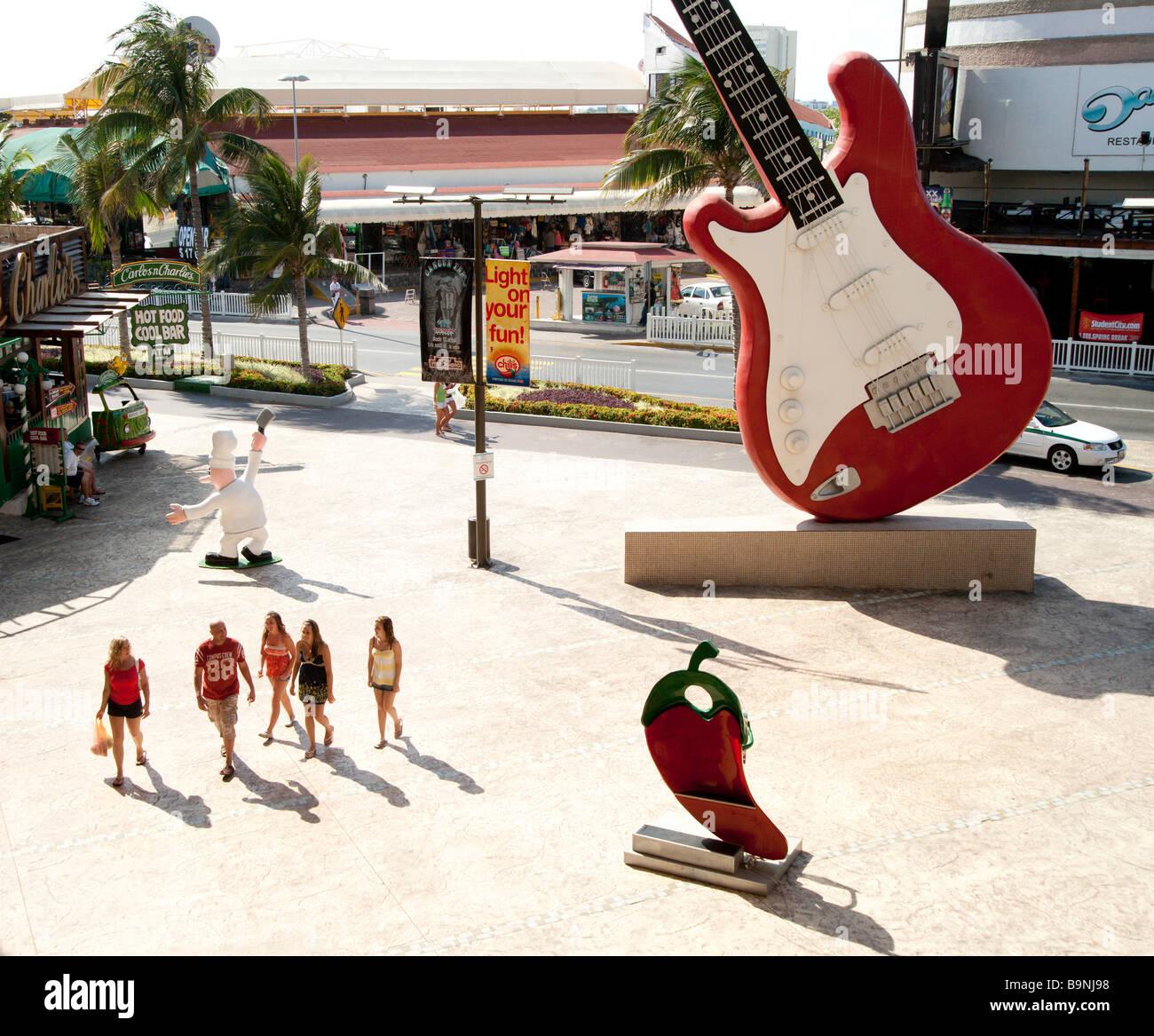 Hard Rock Cafe Cancun Hotel Zone