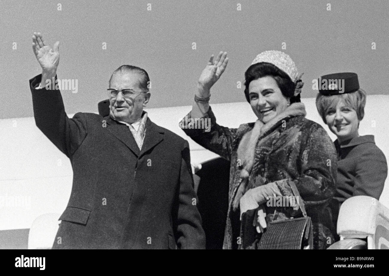 yugoslavia and josip broz tito As a head of state without a term limit, communist josip broz tito led yugoslavia from the end of world war ii until his death in 1980.
