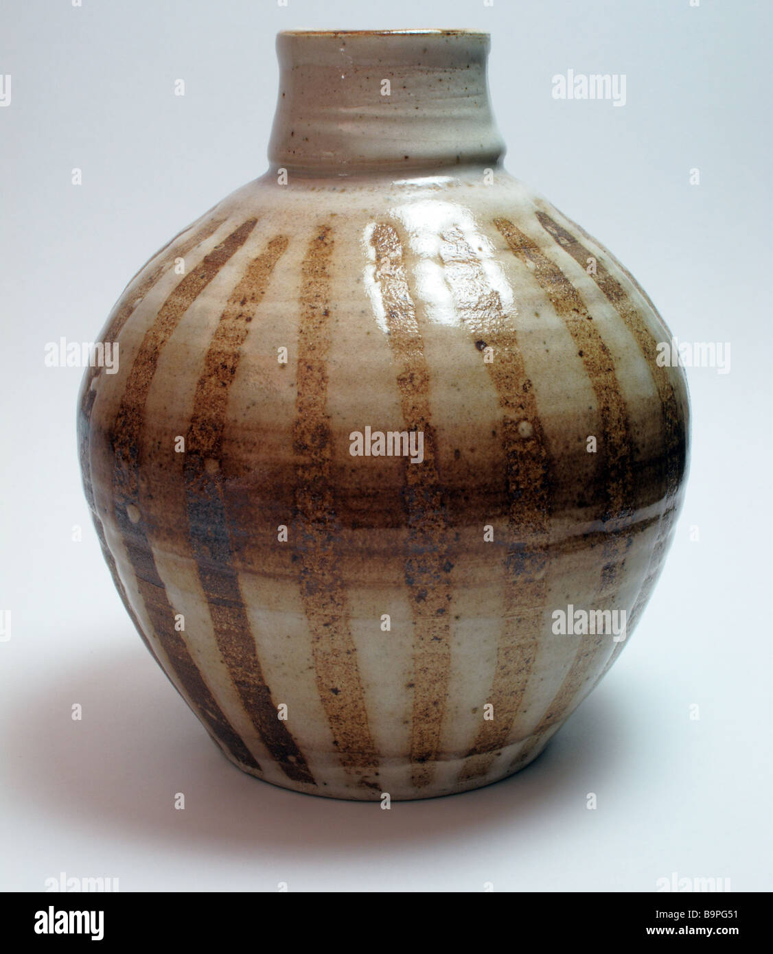 Studio pottery vase circa 1970 stock photo royalty free image studio pottery vase circa 1970 reviewsmspy