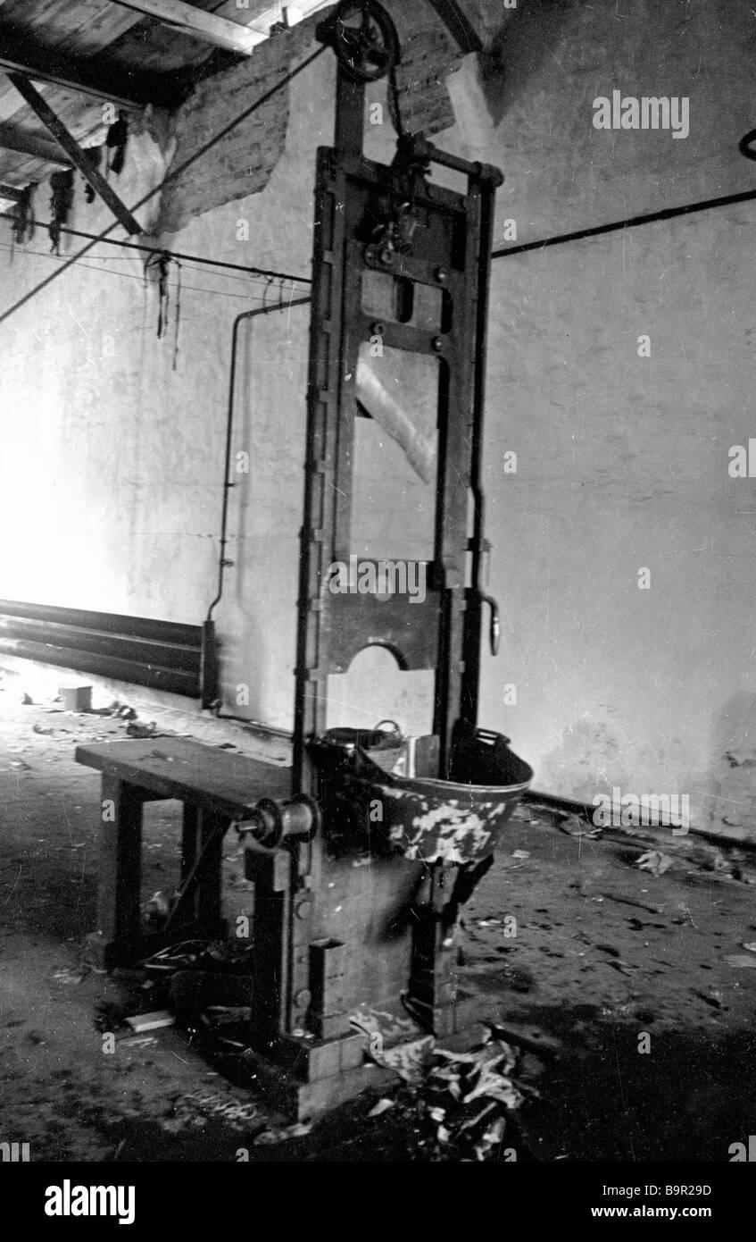 Real Guillotine Execution | www.pixshark.com - Images ...