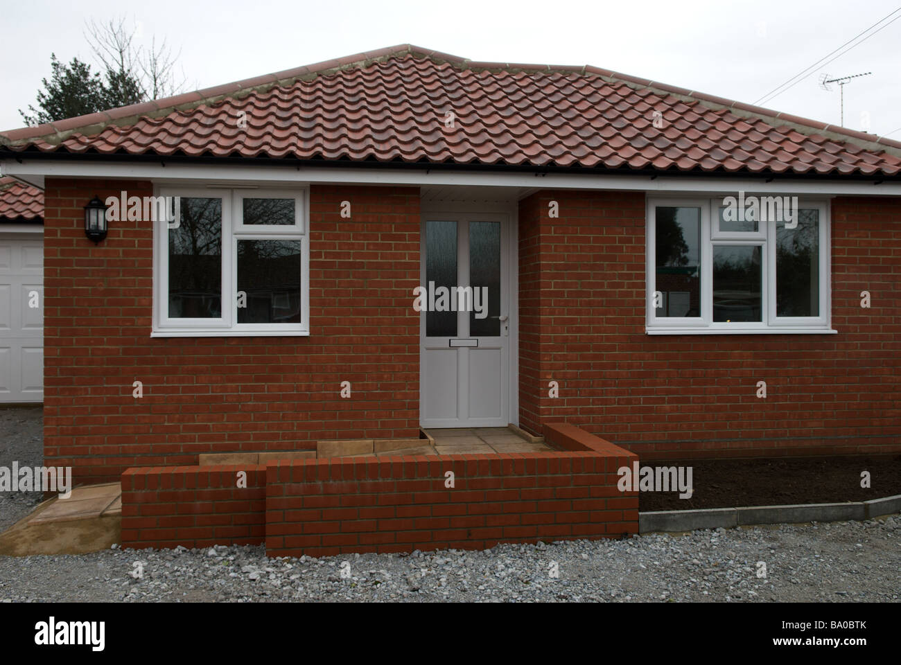 Suffolk Bungalows For Sale Part - 15: Newly Built Bungalow For Sale Which In The Village Of Hollesley, Suffolk,  UK.