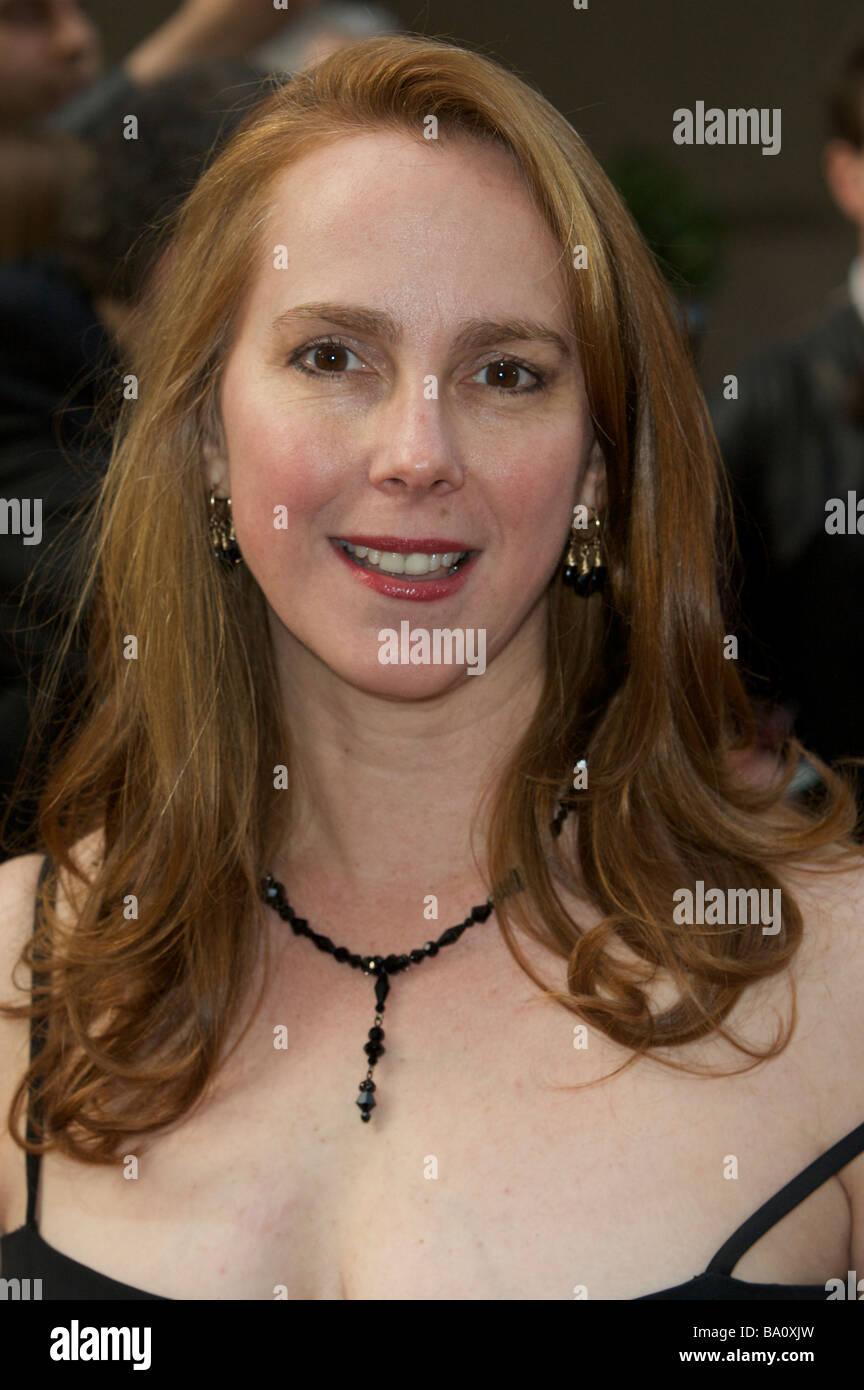 London 3 April Pic Shows Hillary Jordan Attending The Galaxy Book Awards  Grosvenor House London 3rd Of April 2009