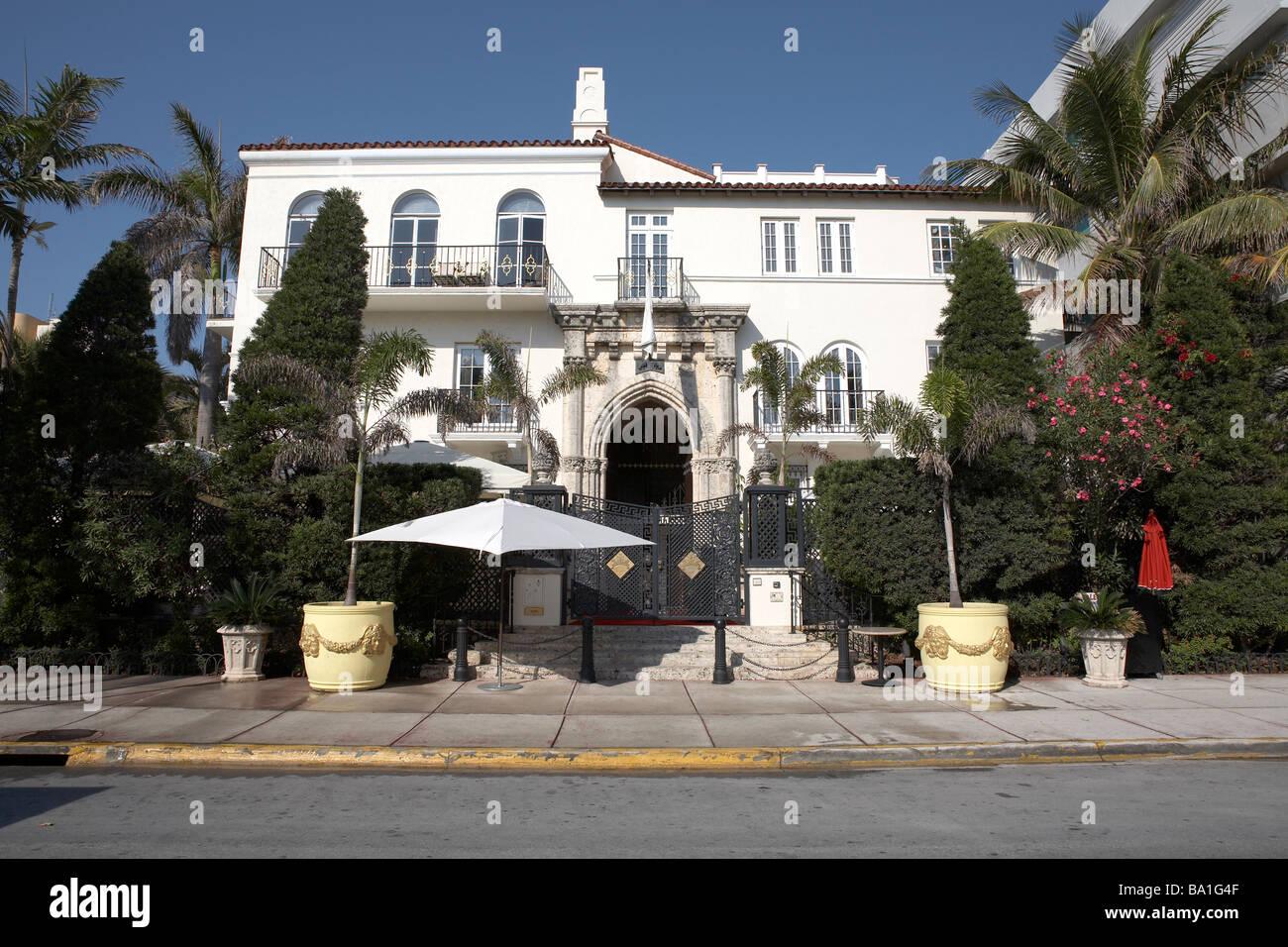Versace Hotel Miami Florida