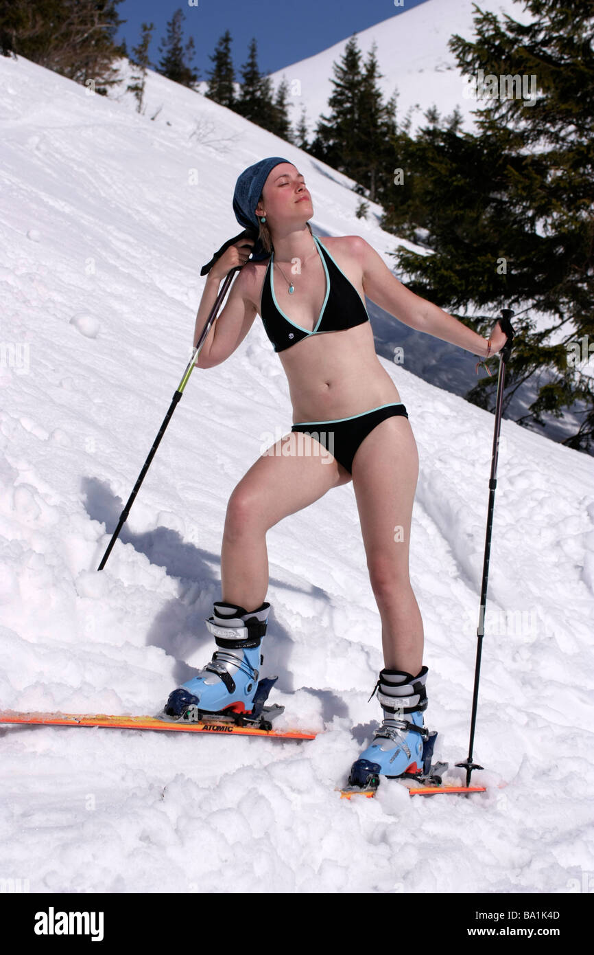 Consider, bikini skiing pictures opinion you