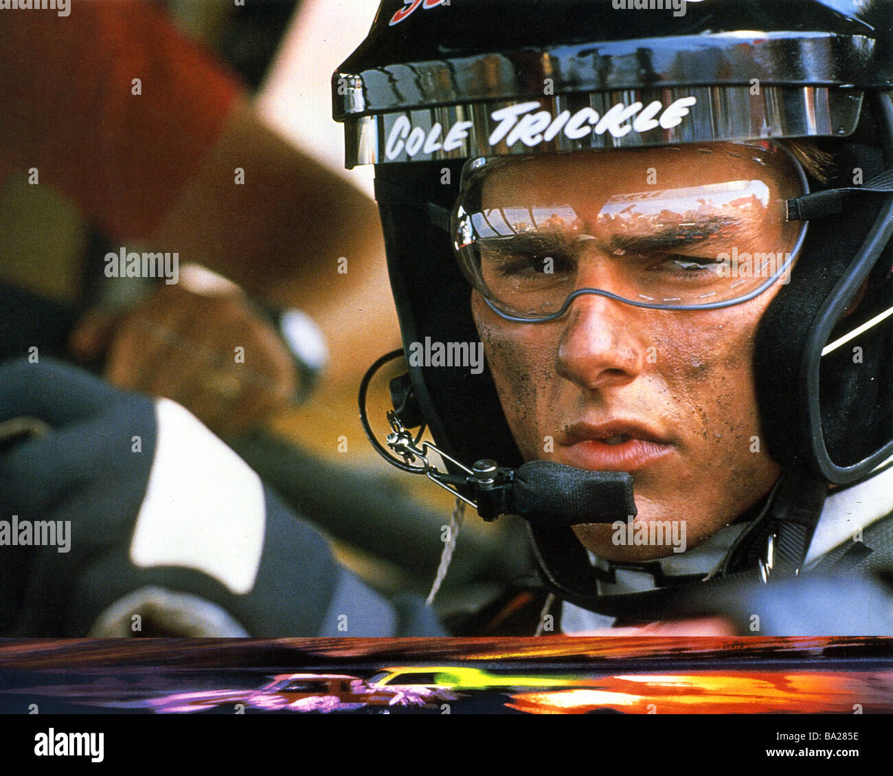 DAYS OF THUNDER 1990 Paramount film with Tom Cruise and ...