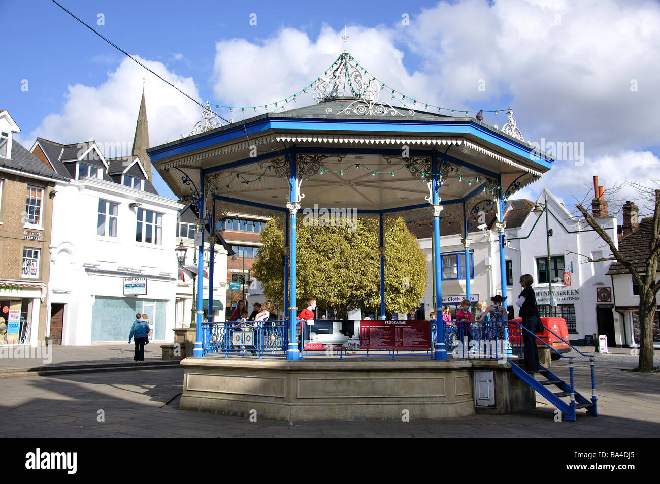 Horsham United Kingdom  city photos gallery : ... Bandstand, The Carfax, Horsham, West Sussex, England, United Kingdom