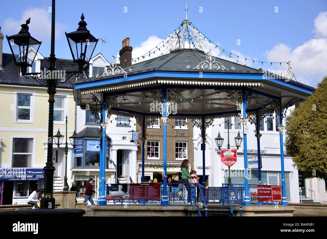 Horsham United Kingdom  city pictures gallery : ... Bandstand, The Carfax, Horsham, West Sussex, England, United Kingdom
