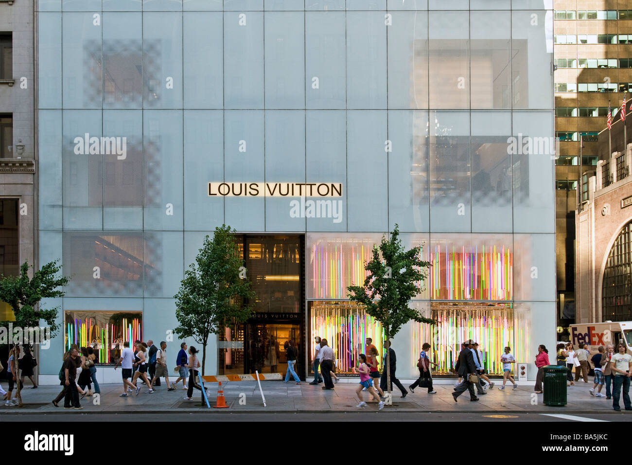 8fd9a337e The Heart of Fifth Avenue Shopping Edges to the South. Where to Shop on New  York s ...