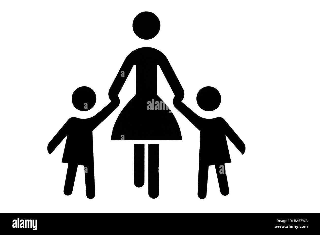 single parent two toddlers One-parent vs two-parent households in a single parent household the children mature faster and learn to take care of themselves.