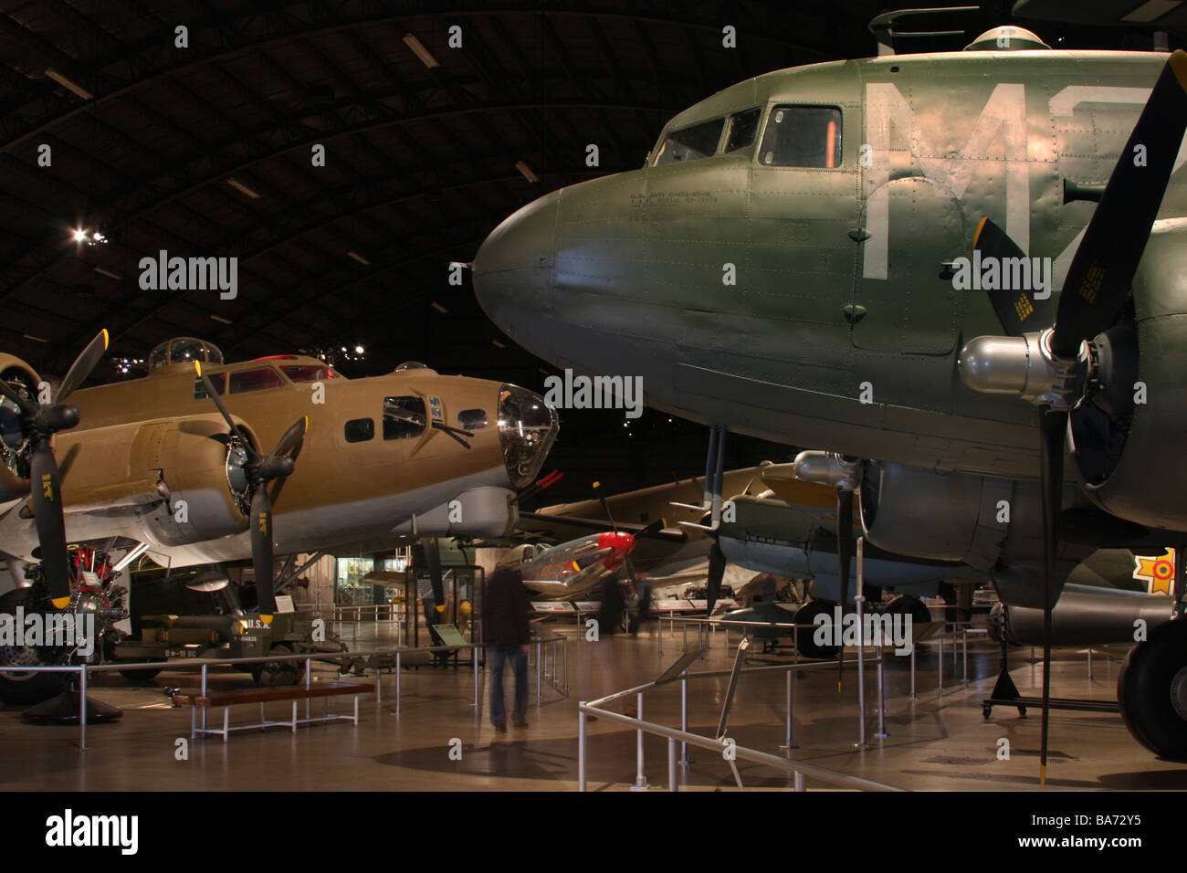 United States Air Force Museum Dayton Ohio Wright Patterson Air - United states air force bases
