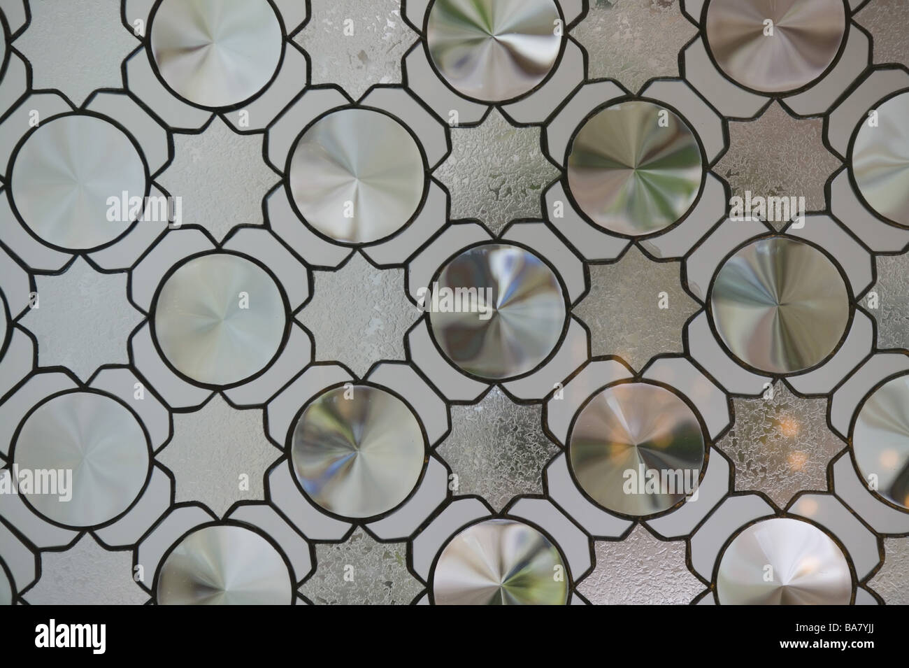 Glass Door Detail Door Glass Lead Glass Door Lead Glass Glass Milk Glass  Circles Ornament Patterns Structure Opaque Lead Glass