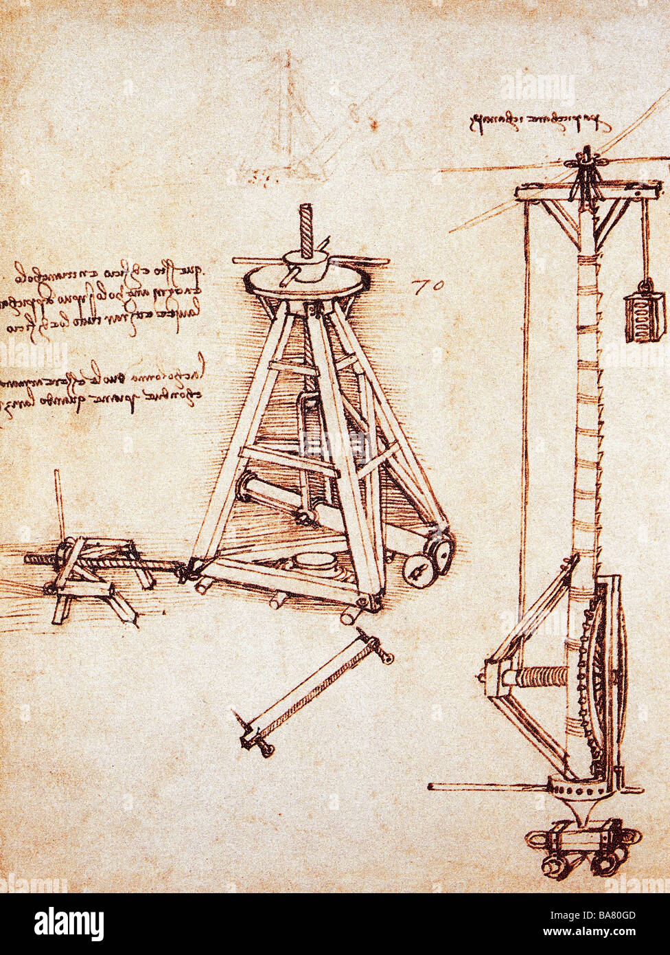 leonardo da vinci an artist and Plates accompanied by guard sheets with descriptive letterpress catalogue of the works of leonardo da vinci: v 2, p [214]-278 bibliographical footnotes.