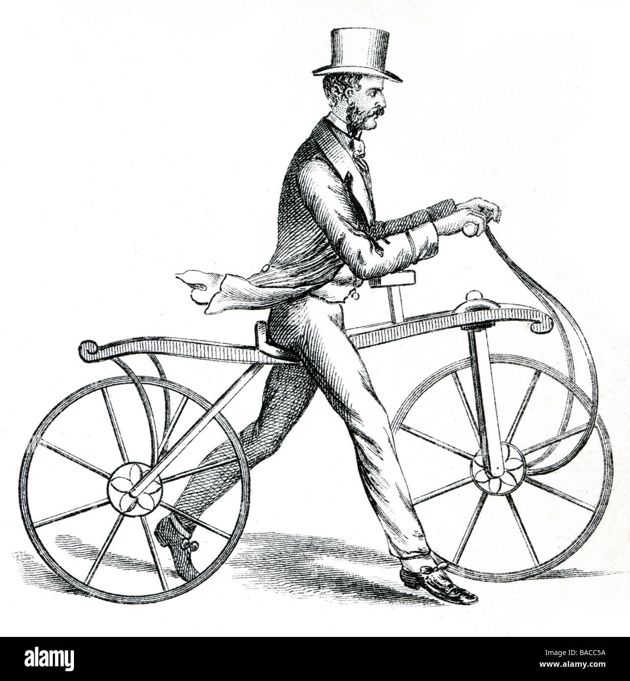 running bike machine