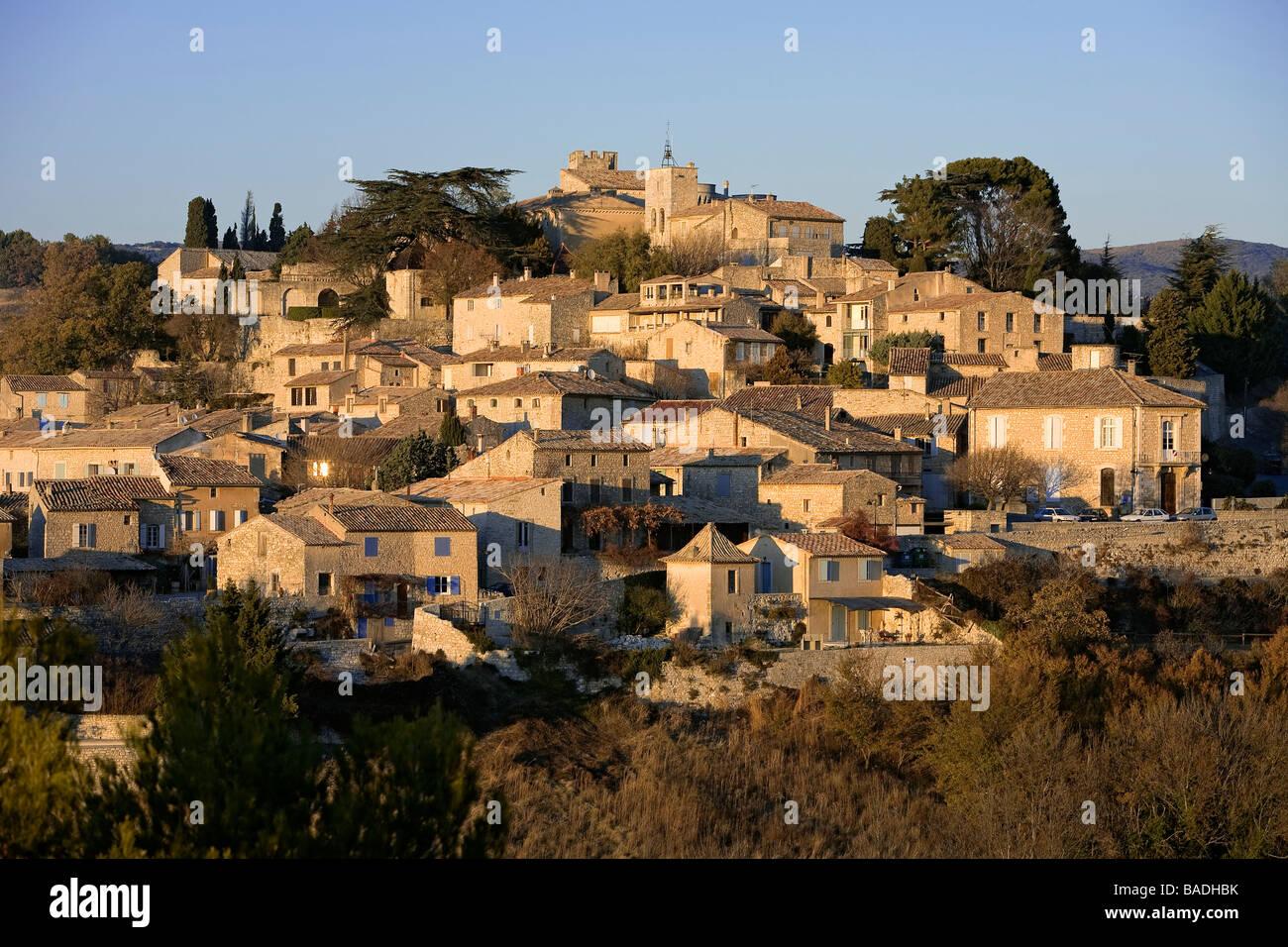 Murs provence