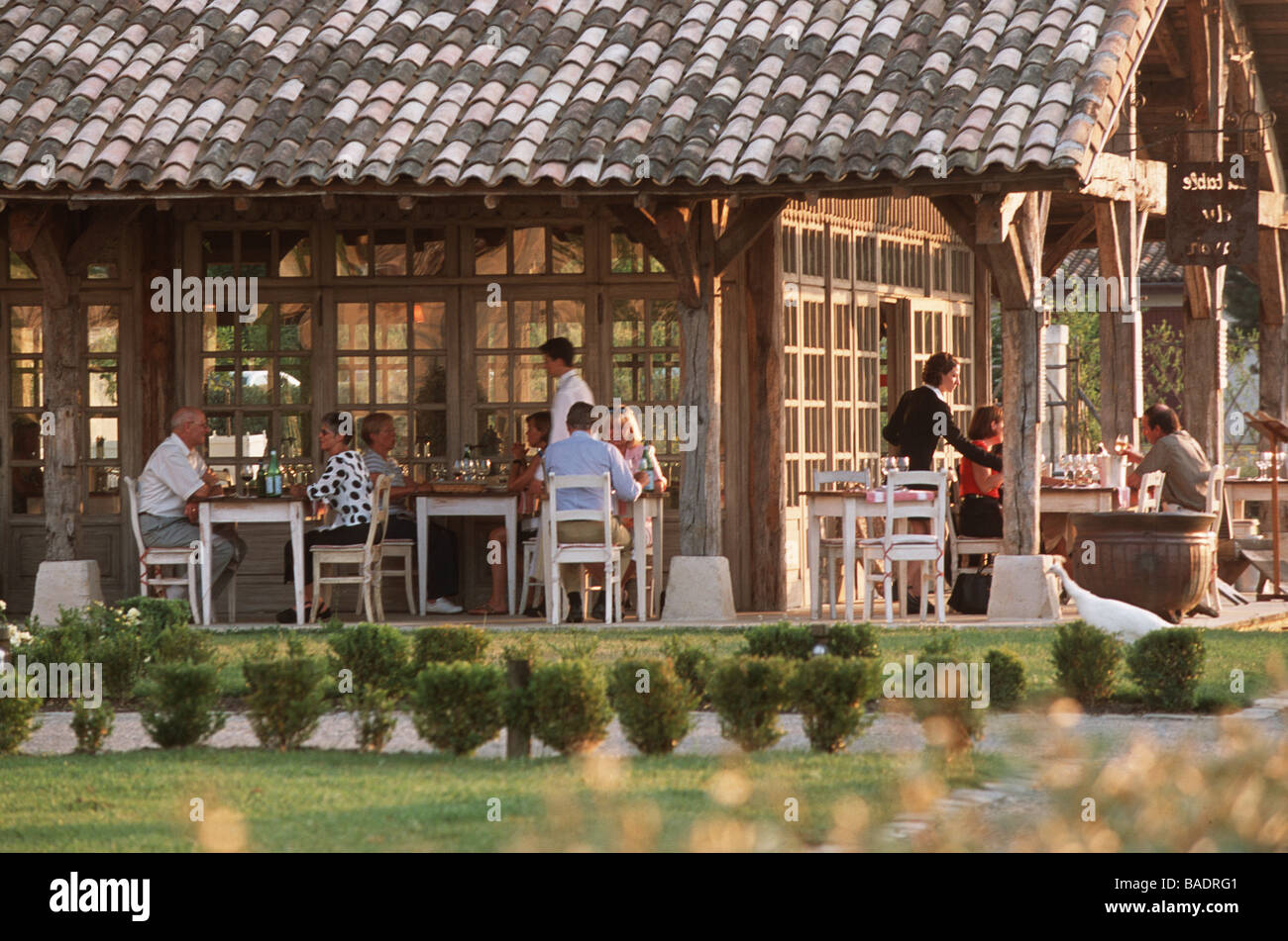 France gironde martillac les sources du caudalie hotel - Restaurant martillac la table du lavoir ...