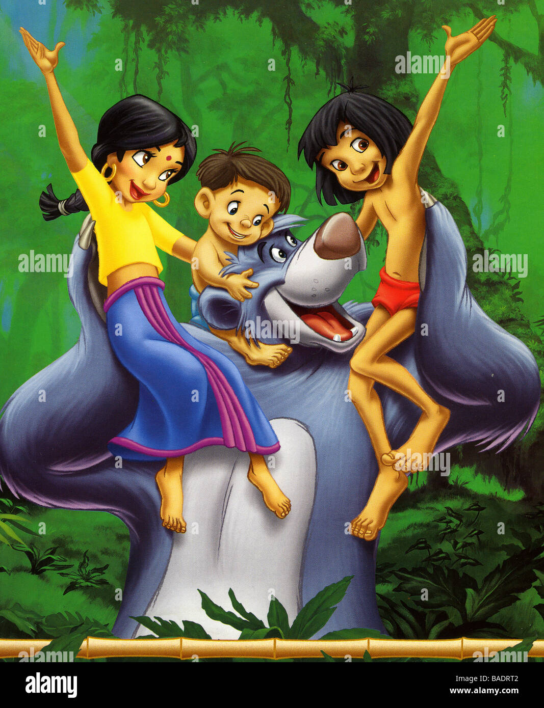 Which character from The Jungle Book 2 do you dislike? - Disney ...
