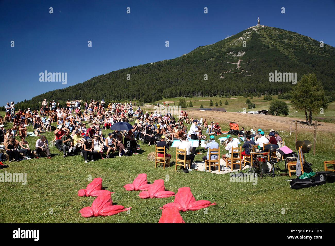Terrazza delle stelle, I concerti delle Dolomiti feast , Trentino ...
