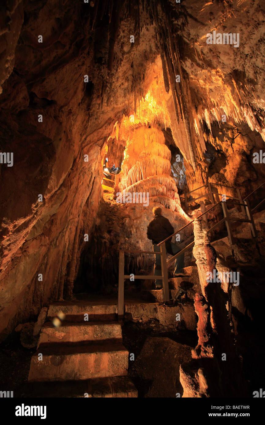 Caves, Maratea, Basilicata, Italy Stock Photo, Royalty Free Image ...