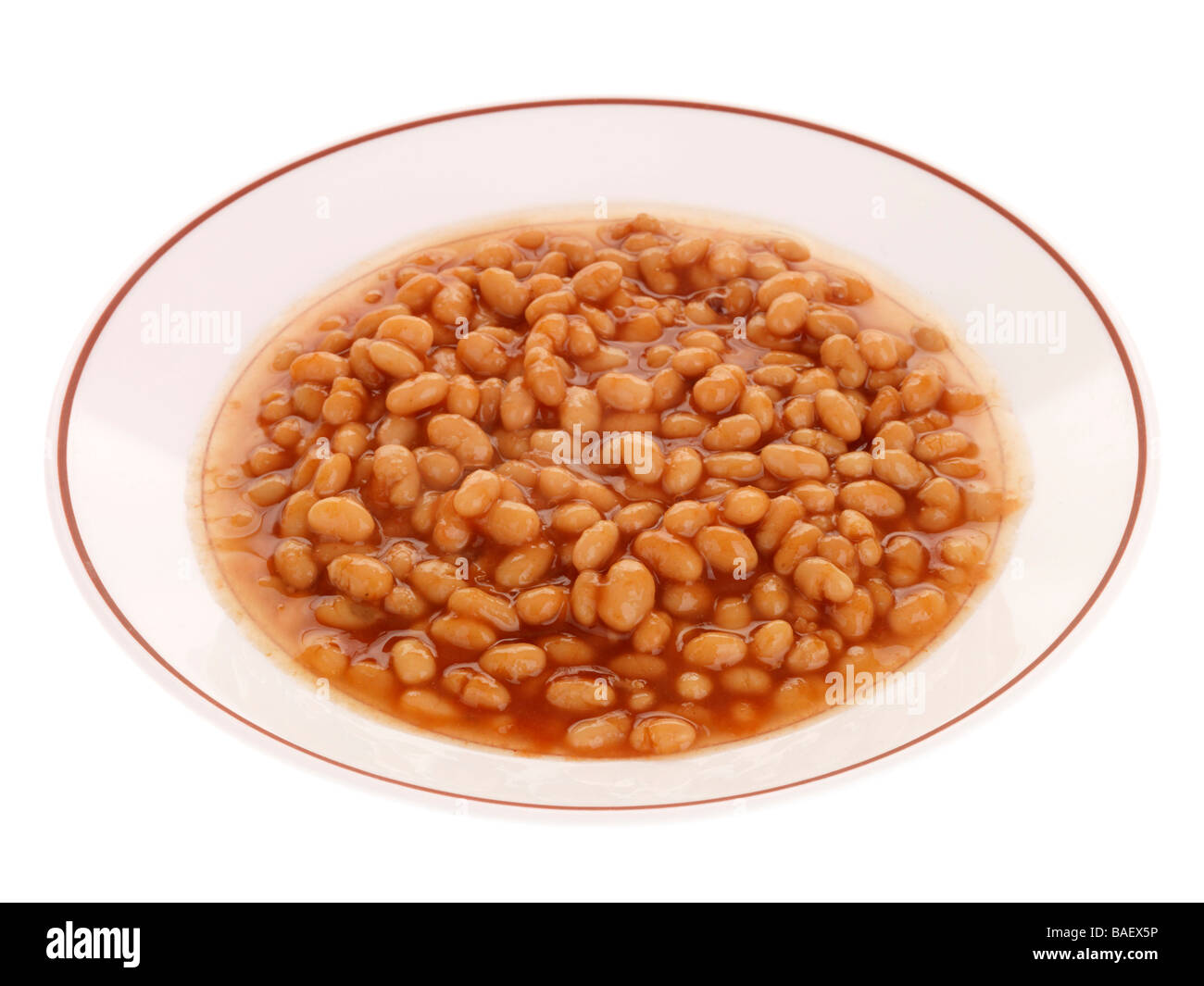 Bowl Of Baked Beans