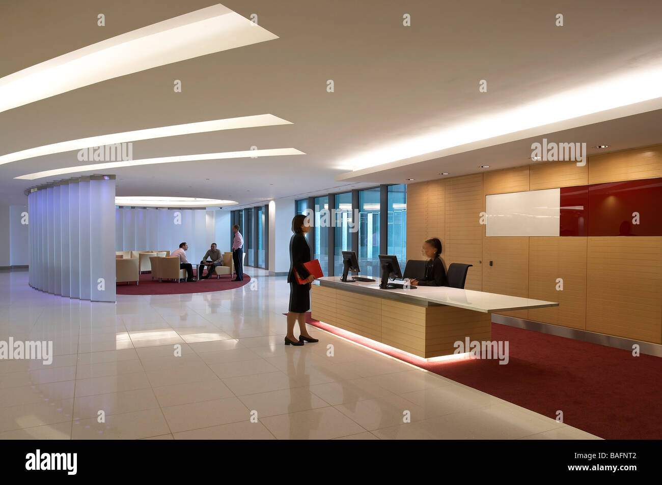 Accenture London United Kingdom Bennett Interior Design