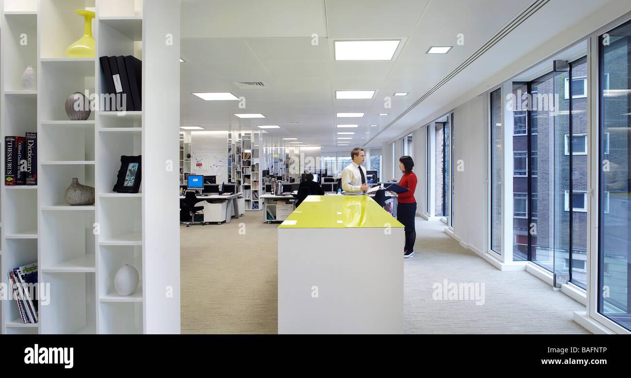 Nesta london united kingdom bennett interior design for Interior design office london