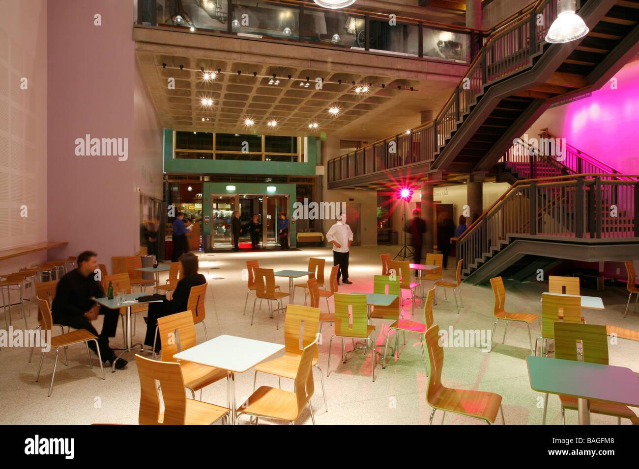 Grand Opera House Extension Belfast United Kingdom Arts Team Rhwl Architects Interior
