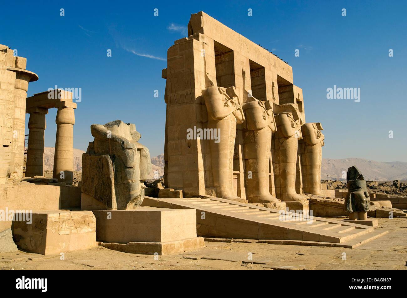 Egypt, Upper Egypt, Nile Valley, Surroundings Of Luxor