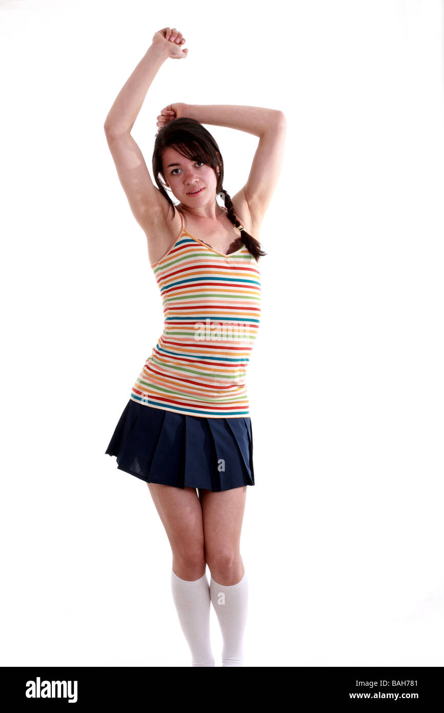 Free Teens In Short Skirts 17