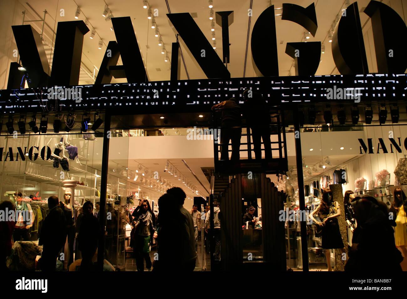 Mango shop online turkey
