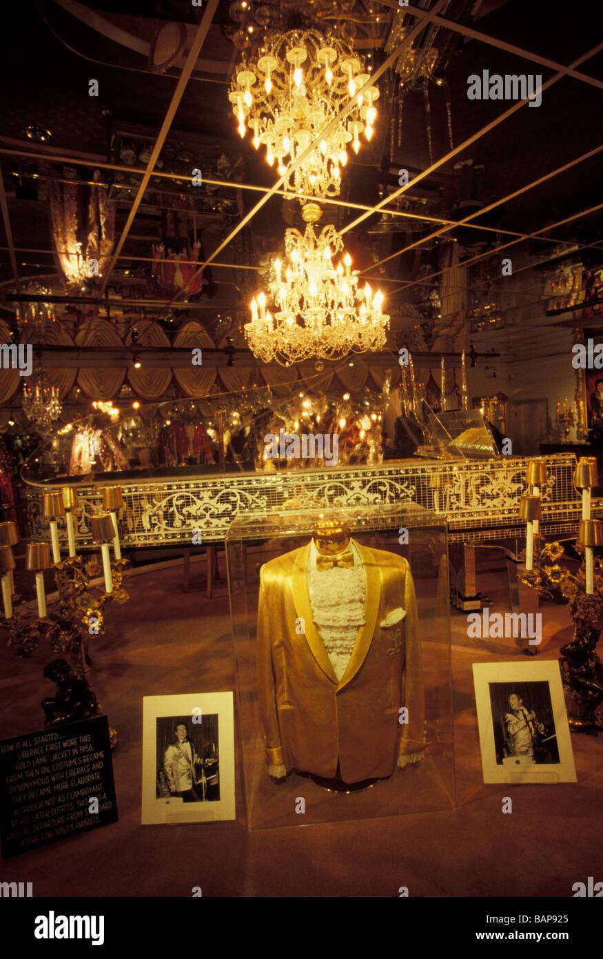 liberace museum las vegas nevada stock photo royalty free image 23846989 alamy. Black Bedroom Furniture Sets. Home Design Ideas