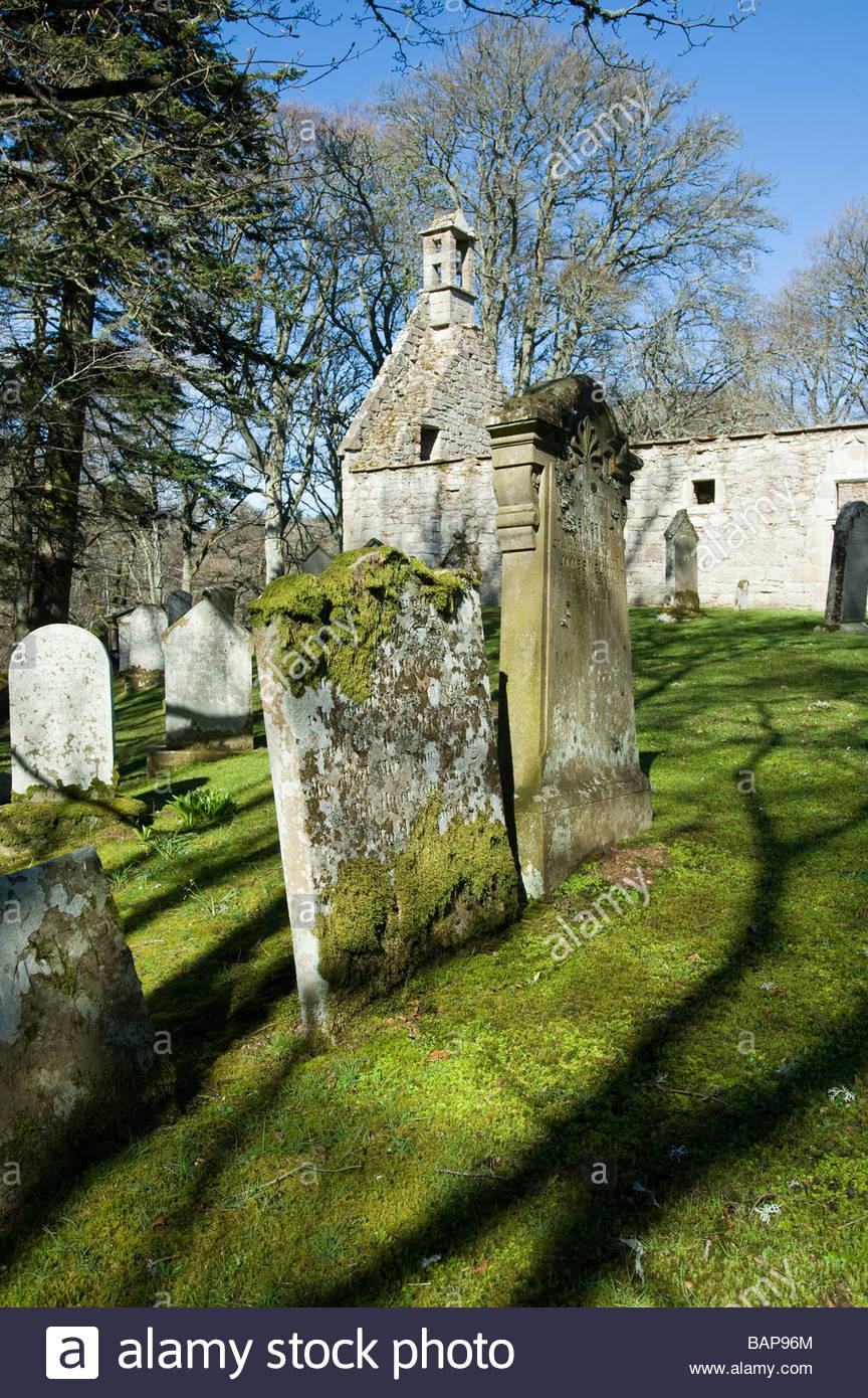 Auchindoir Old Kirkyard in Lumsden, Aberdeenshire - Find A ...